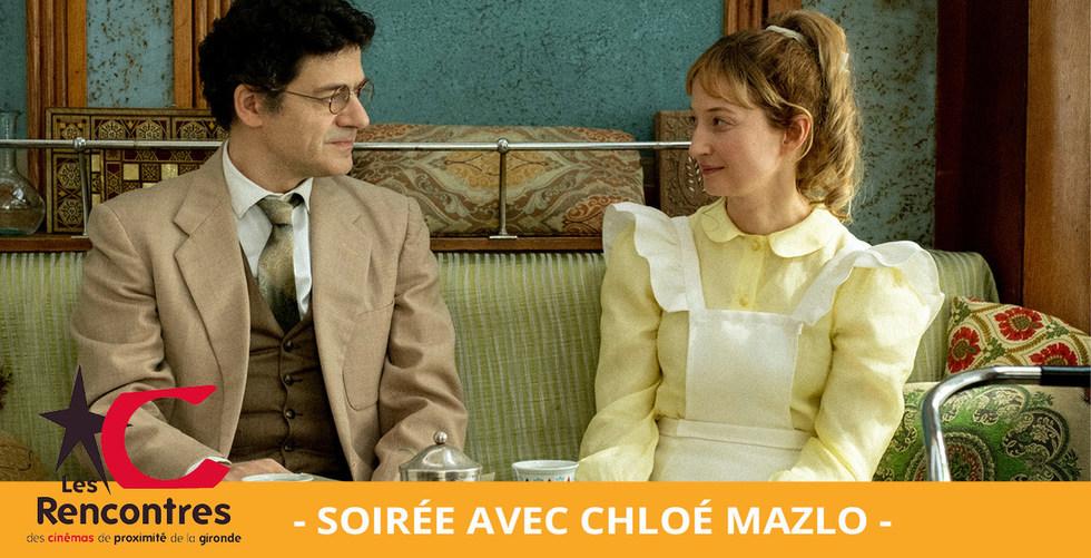 Soirée Chloé Mazlo