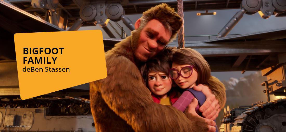 Photo du film Bigfoot Family